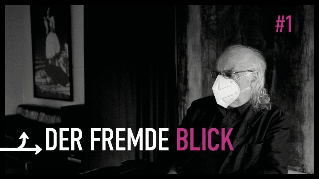 Der fremde Blick, Roberto Ciulli, Führung, Theater an der Ruhr, virtuelle Führung